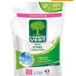 recharge Nettoyant spray vitre arbre vert
