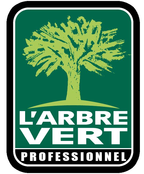 logo arbre vert pro
