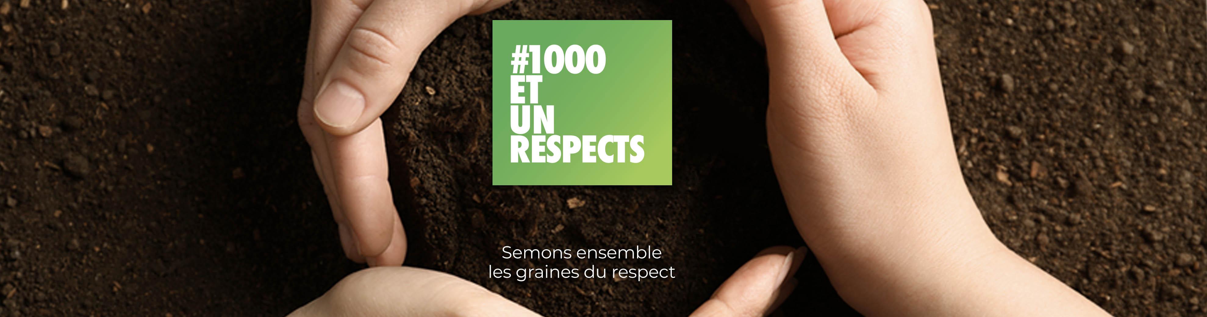 1000 et un respects