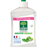 Produit vaisselle menthe basilic arbre vert