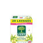 Lessive poudre 1 Kg arbre vert