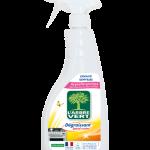 Nettoyant spray dégraissant arbre vert