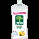 Produit vaisselle citron jaune 750 ml arbre vert