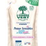recharge creme lavante peaux sensibles